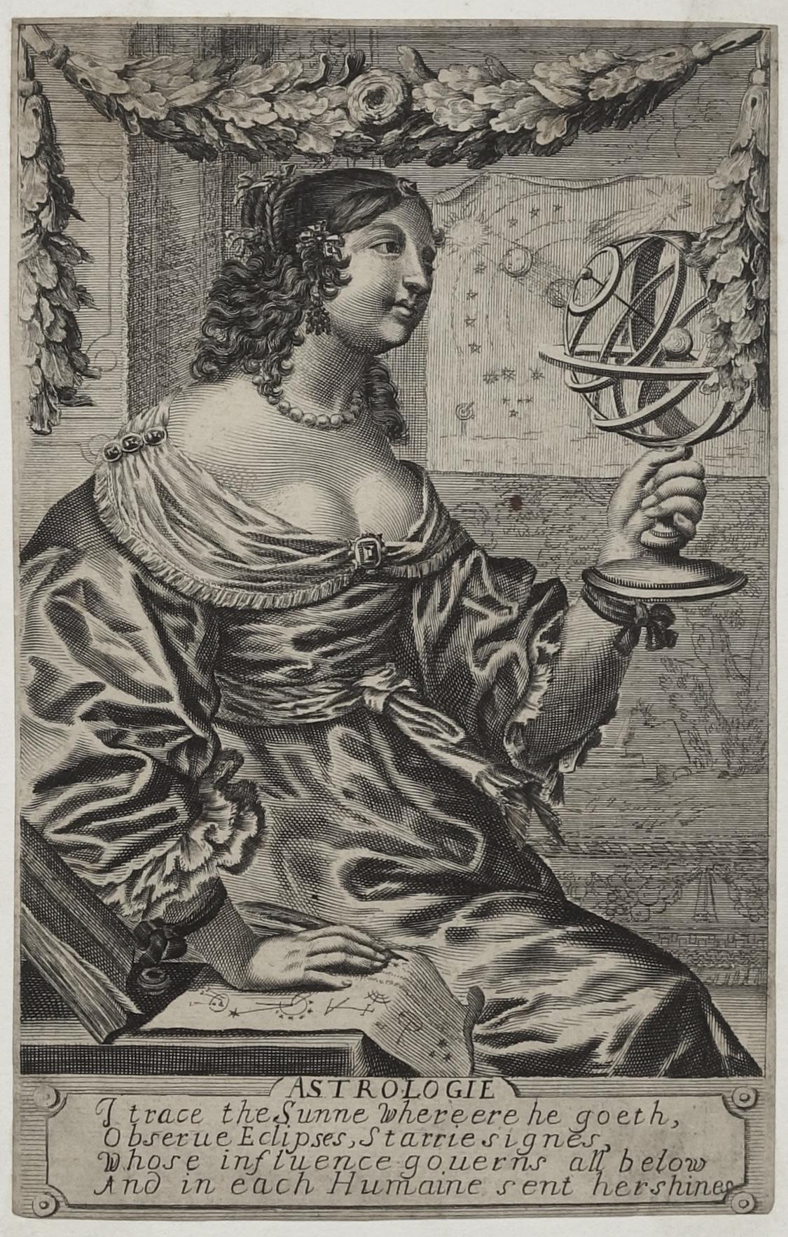 ENGLISH SCHOOL OF THE 17th CENTURY