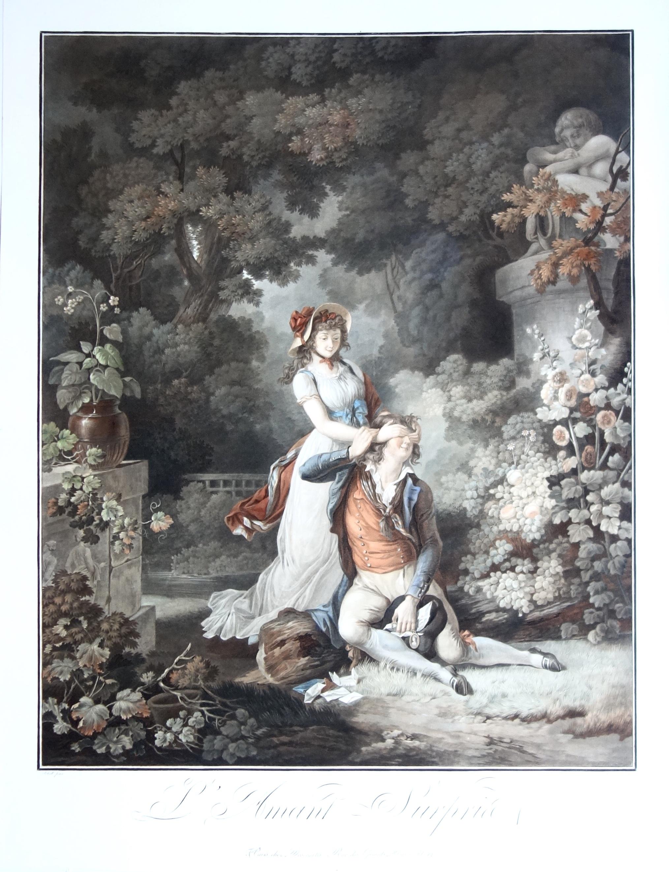 DESCOURTIS Charles-Melchior
