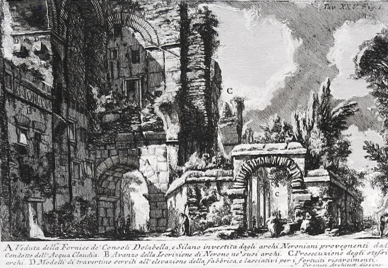 PIRANESI Giovanni Battista (PIRANESE)