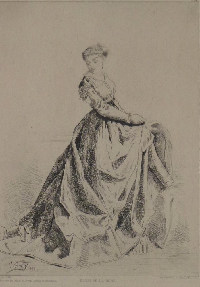GOUPIL Jules Adolphe