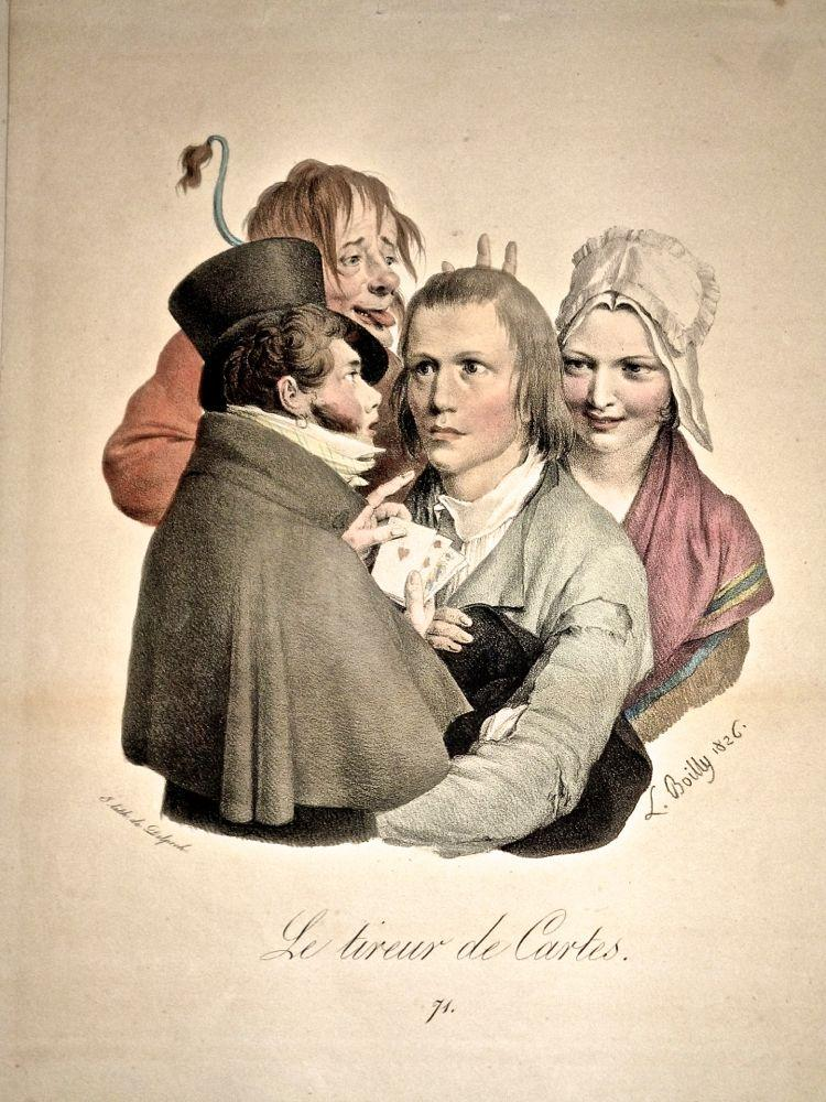 BOILLY Louis Léopold