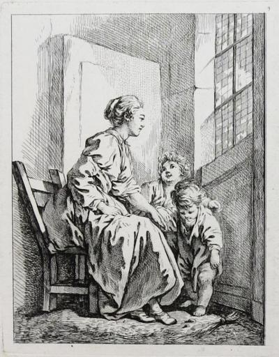 BOUCHER François (after)