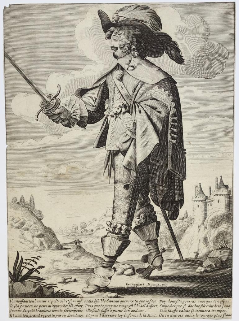 BOSSE Abraham (d'après)