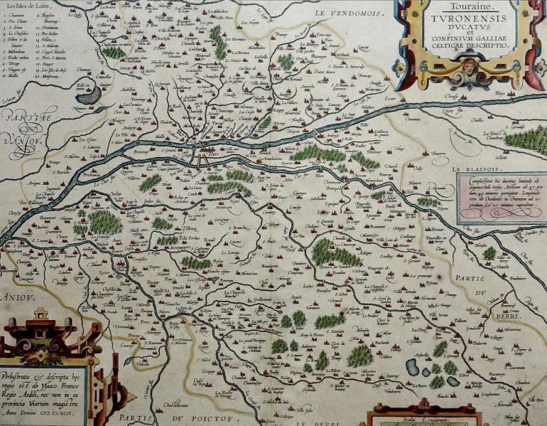 ORTELIUS Abraham (cartographer)
