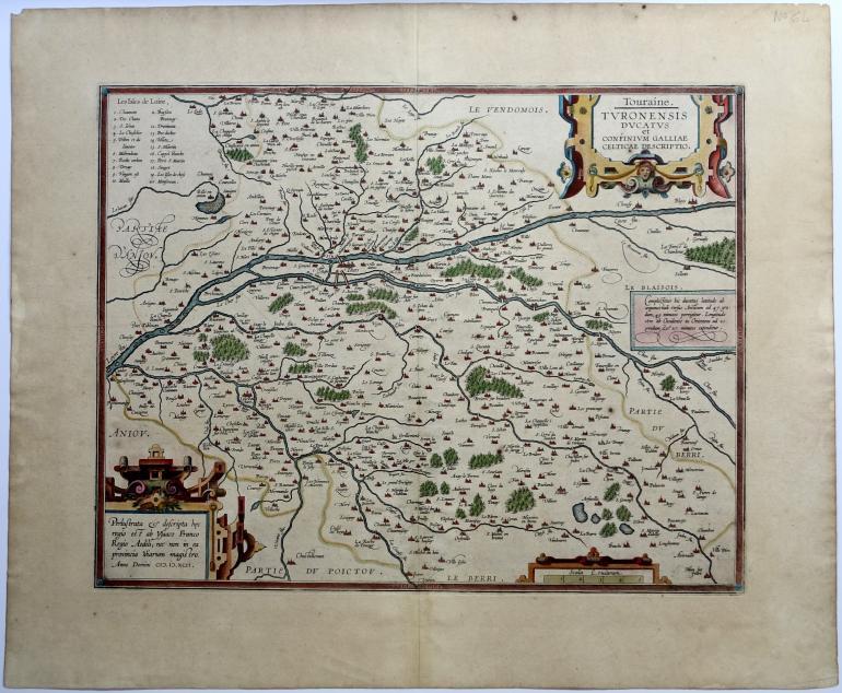 ORTELIUS Abraham (cartographe)