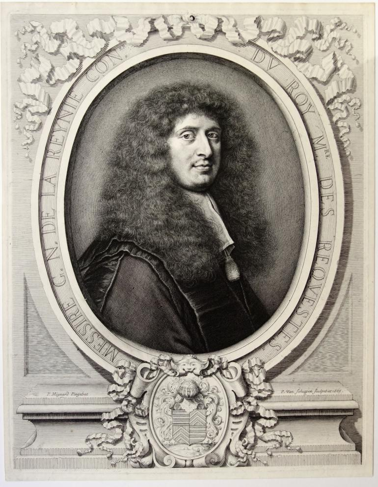 SCHUPPEN Pierre Louis Van