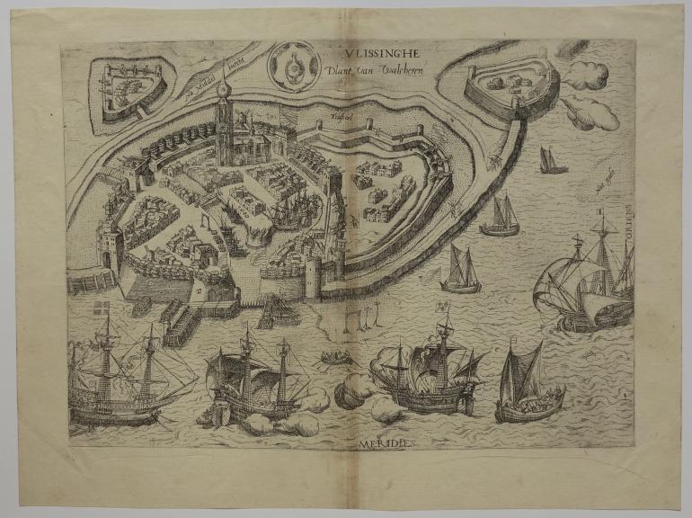 GUICCIARDINI Lodovico (cartographe)