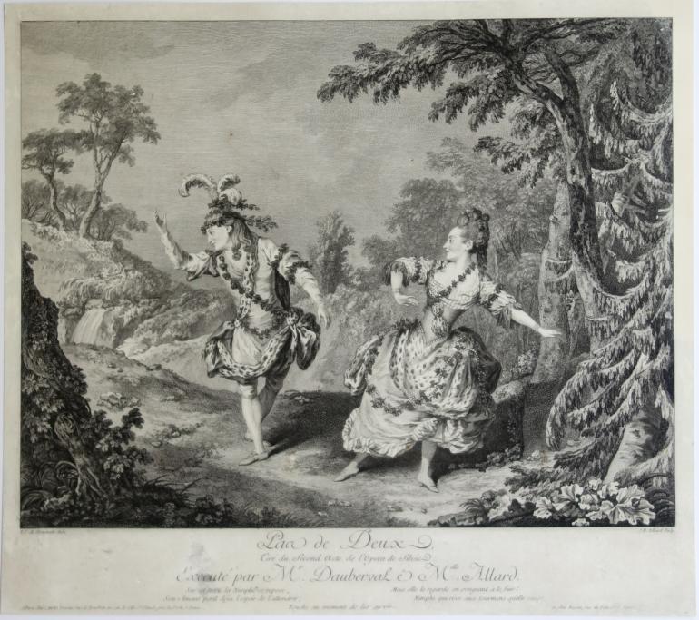 TILLIARD Jean-Baptiste