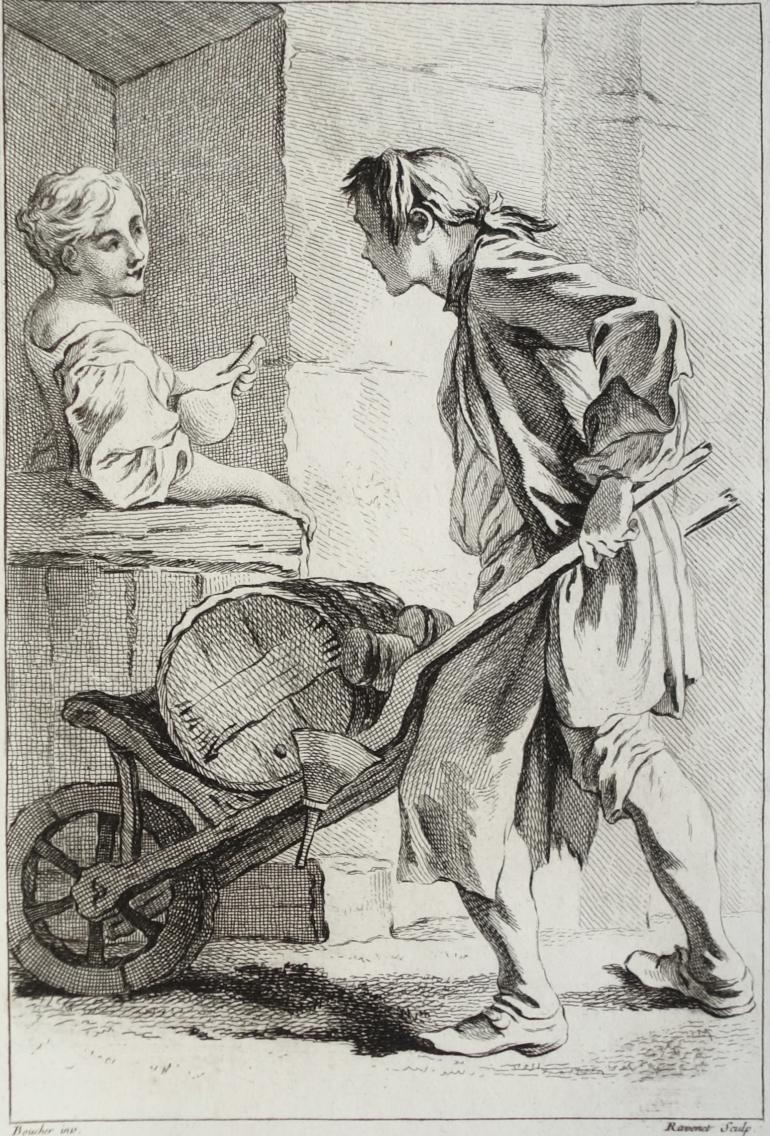 RAVENET Simon François I