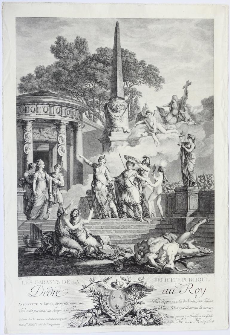 NEE François Denis and MASQUELIER Louis Joseph