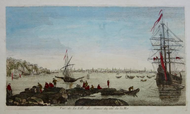 PERSPECTIVE VIEW 18TH CENTURY