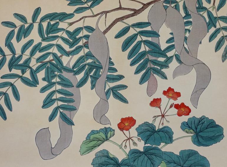 ECOLE JAPONAISE  XIXe XXe