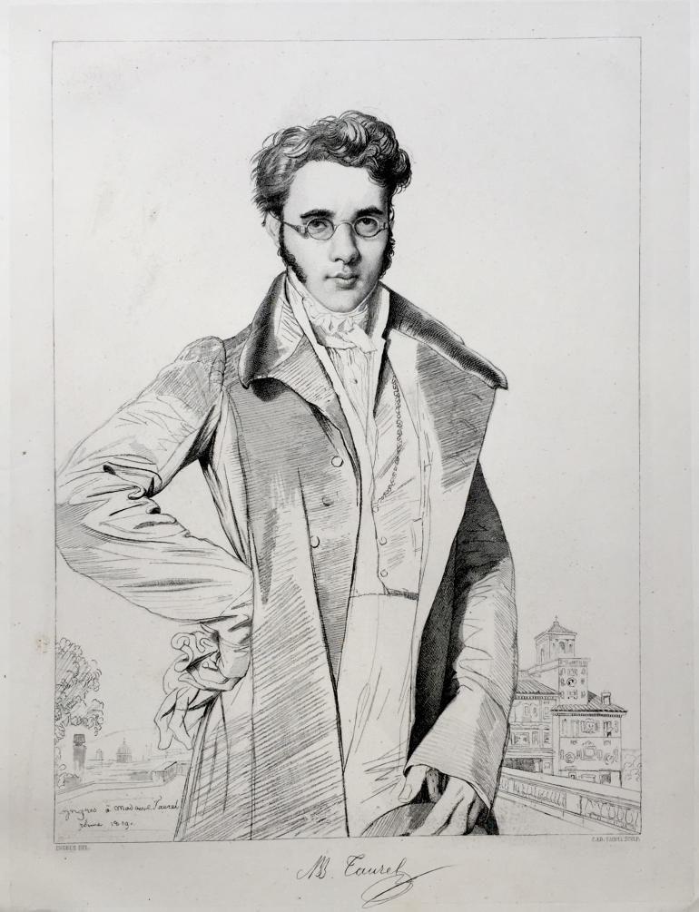 BARREAU TAUREL André Symphorien