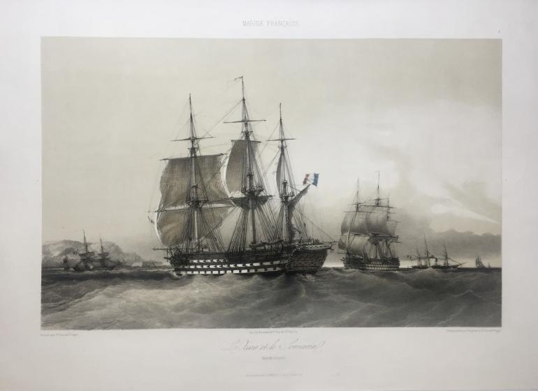 DELAPLANTE Charles and DURAND-BRAGER Jean-Baptiste
