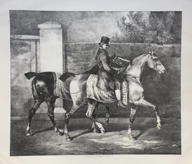 GERICAULT Théodore and VOLMAR Simon