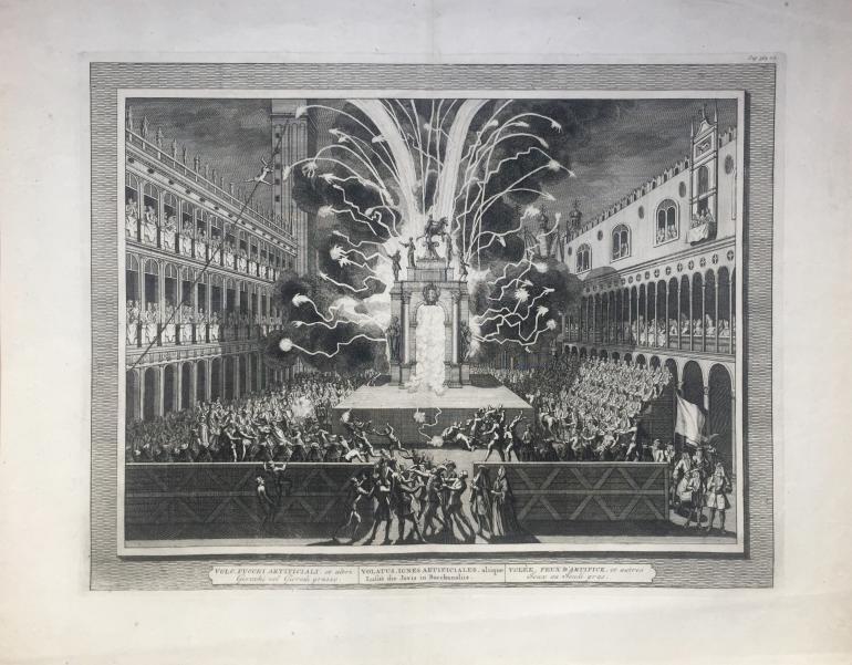 ITALIAN SCHOOL OF THE XVIIITH CENTURY