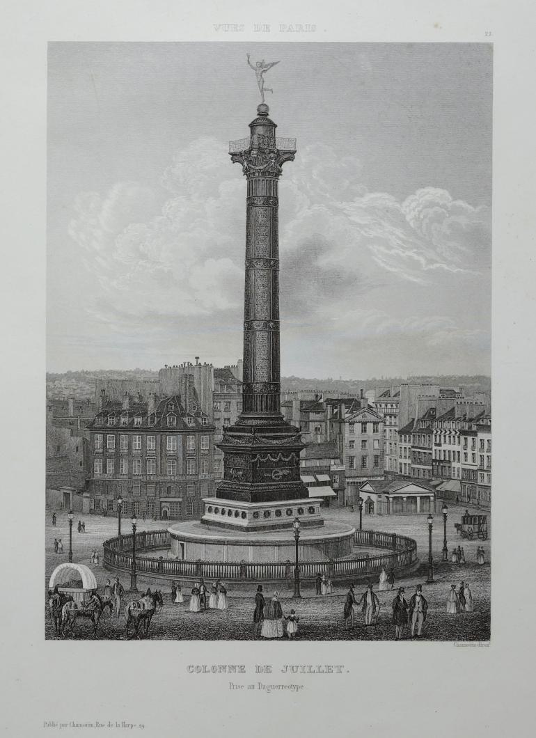 CHAMOIN Jean Baptiste Marie