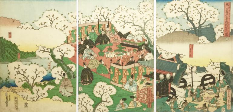 YOSHIMORI Utagawa