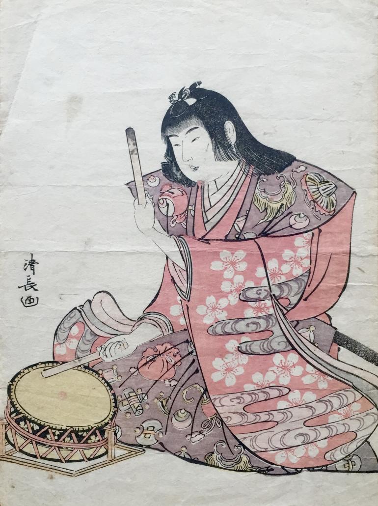 KIYONAGA Torii