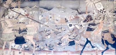 YOSHITARA Utagawa