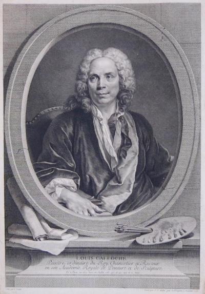 MULLER Johann Gottard von