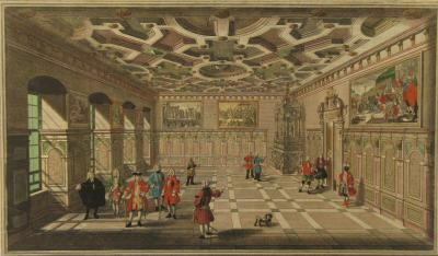 ECOLE ALLEMANDE DU XVIIIe SIECLE