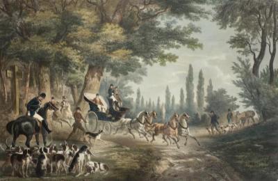 DEVANSAYE Auguste de la (d'après)