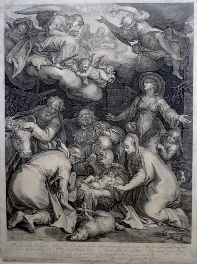 BOLSWERT Boetius Adams