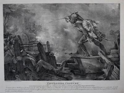 CHARLET Nicolas Toussaint