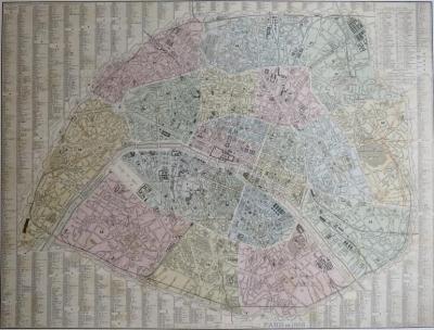 PARIS EN 1868