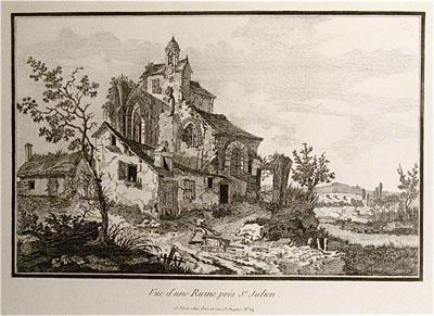FRENCH SCHOOL OF THE XVIIITH CENTURY