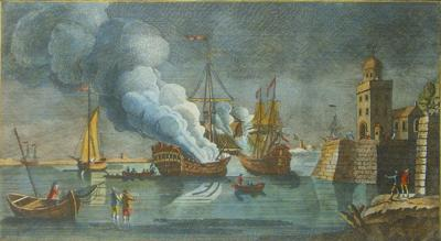 ECOLE FRANCAISE DU XVIIIe SIECLE