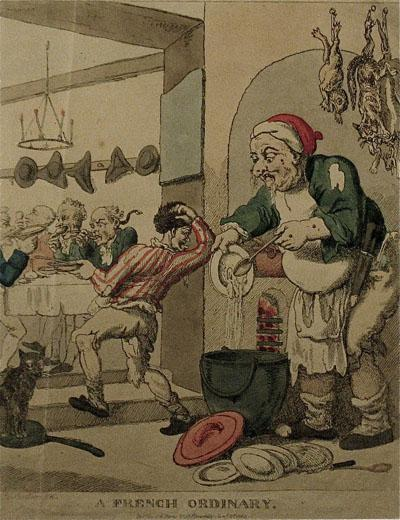 ROWLANDSON Thomas