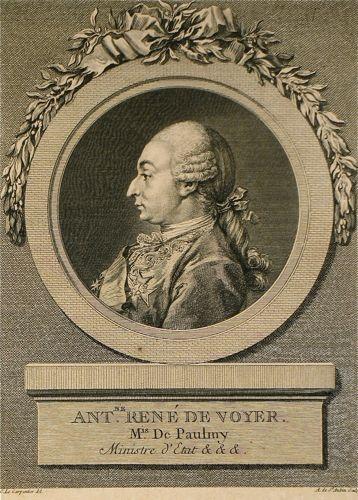 SAINT-AUBIN Augustin de