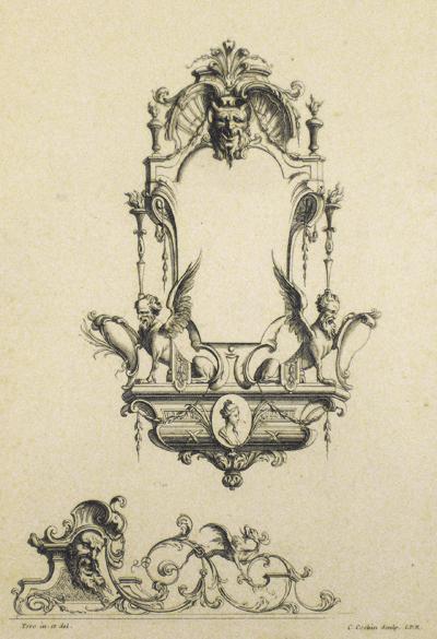 COCHIN Charles-Nicolas, le Vieux