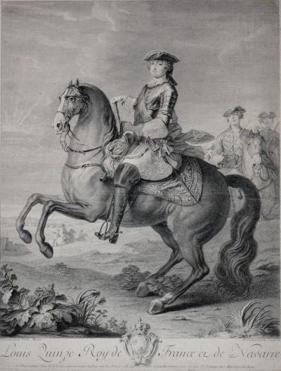 LARMESSIN Nicolas IV de