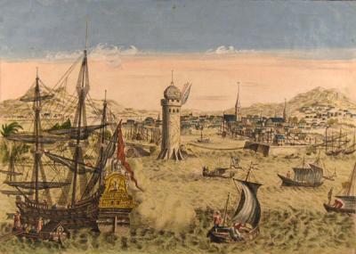 OPTIC VIEW XVIII CENTURY
