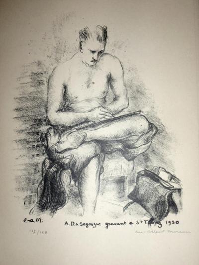 MOREAU Luc Albert