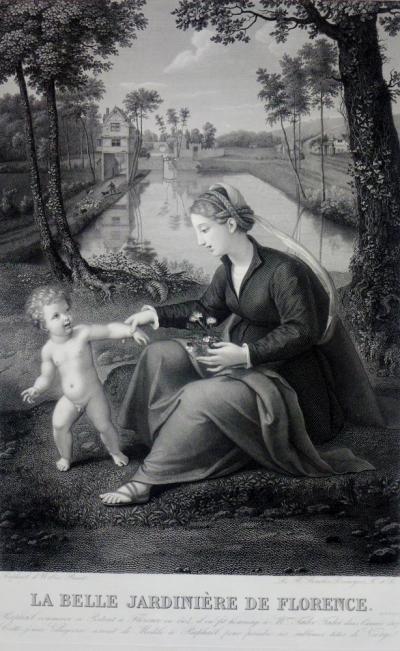 BOUCHER-DESNOYERS Auguste