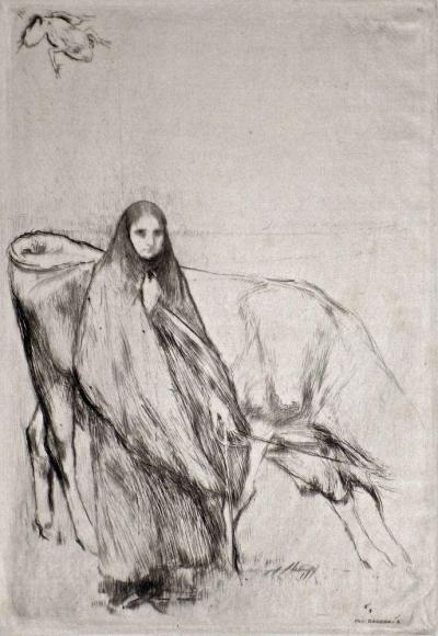 DAGNAN-BOUVERET Pascal-Adolphe-Jean
