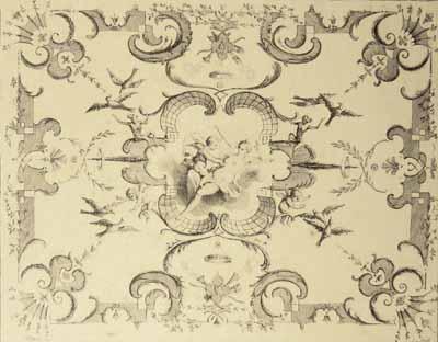 CAYLUS (Comte de) / AVELINE Pierre