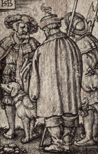 BEHAM Hans-Sebald