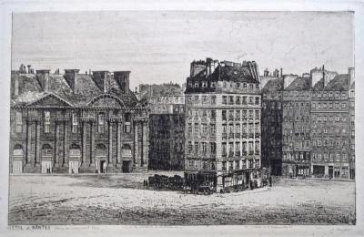 MARTIAL Adolphe-Potémont