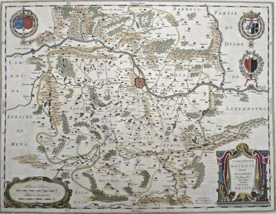 BLAEU Guillaume, Cartographer