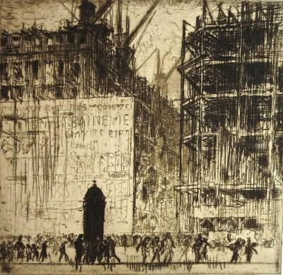 BRANGWYN Sir Frank William