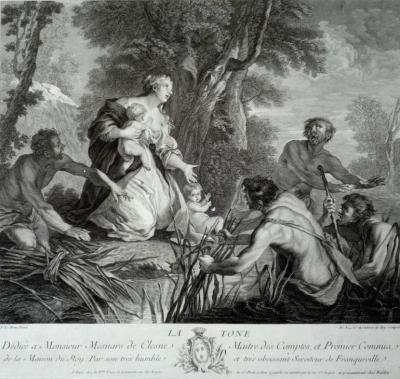 FAVANNES Jacques de