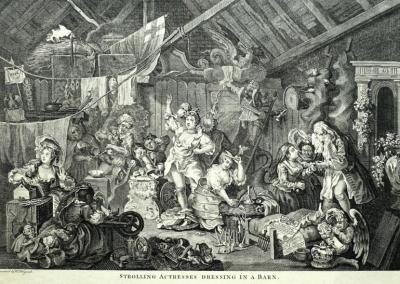 HOGARTH William d'après