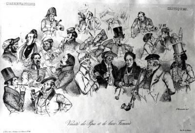 GRANDVILLE Jean Ignace Isidore