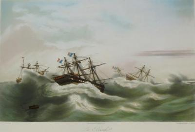 DELAPLANTE ET DURAND-BRAGER Jean-Baptiste