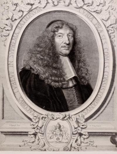 POILLY Nicolas de I